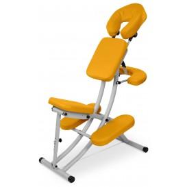 Masážní židle Office Reh hliníkový