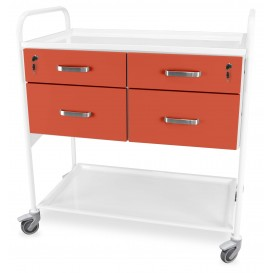 Víceúčelový lékařský vozík JUVW4