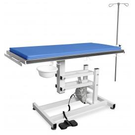 Veterinární operační stůl J-VET 1 MAX E