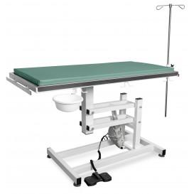 Veterinární operační stůl J-VET 1 E