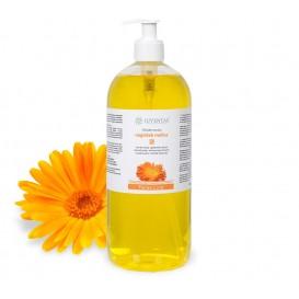 Masážní olej RELAX LINE - měsíček/meduňka - 1000ml