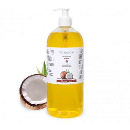 Masážní olej RELAX LINE - kokosový ořech - 1000ml
