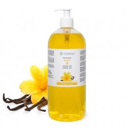 Masážní olej RELAX LINE - vanilka - 1000ml