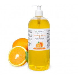 Masážní olej RELAX LINE - pomeranč/skořice - 1000ml