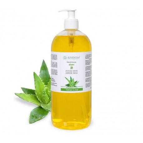 Masážní olej RELAX LINE - santalové dřevo - 1000ml