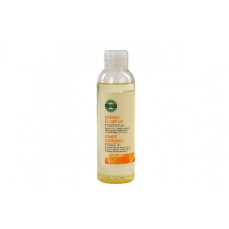 Yamuna bylinný masážní olej (pomerančová skořice) - 1000ml
