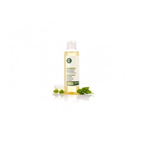 Masážní olej Yamuna - Citrónová tráva s měsíčkel lékařským 1000 ml