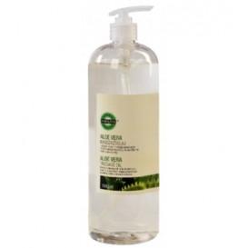 Masážní olej Yamuna -  Aloe vera 1000 ml