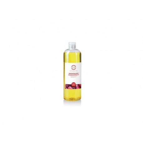 Masážní olej Yamuna -  Granátové jablko 1000 ml