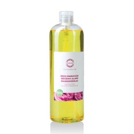Masážní olej Yamuna -  hroznové víno 1000 ml