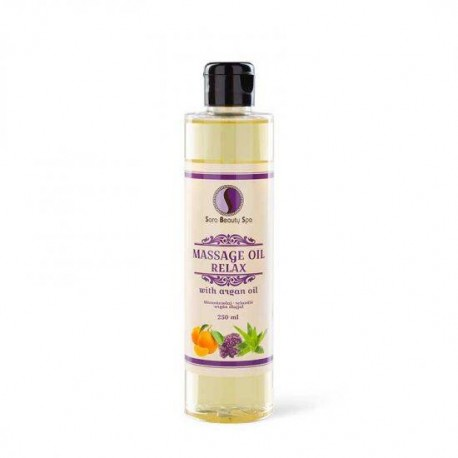 Masážní olej Sara Beauty Spa - RELAX  250 ml