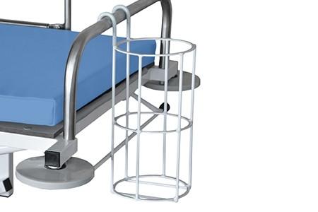 Košík pro láhev s kyslíkem (+812 Kč)