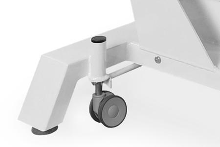 Jízdný systém - zvedaná kola (+2187,50 Kč)